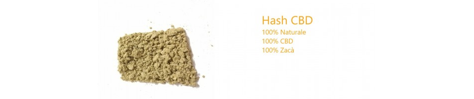 Hash CBD Vendita Online