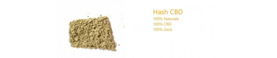 Hash CBD secco e morbido al tatto il migliore Vendita Online | Zacà